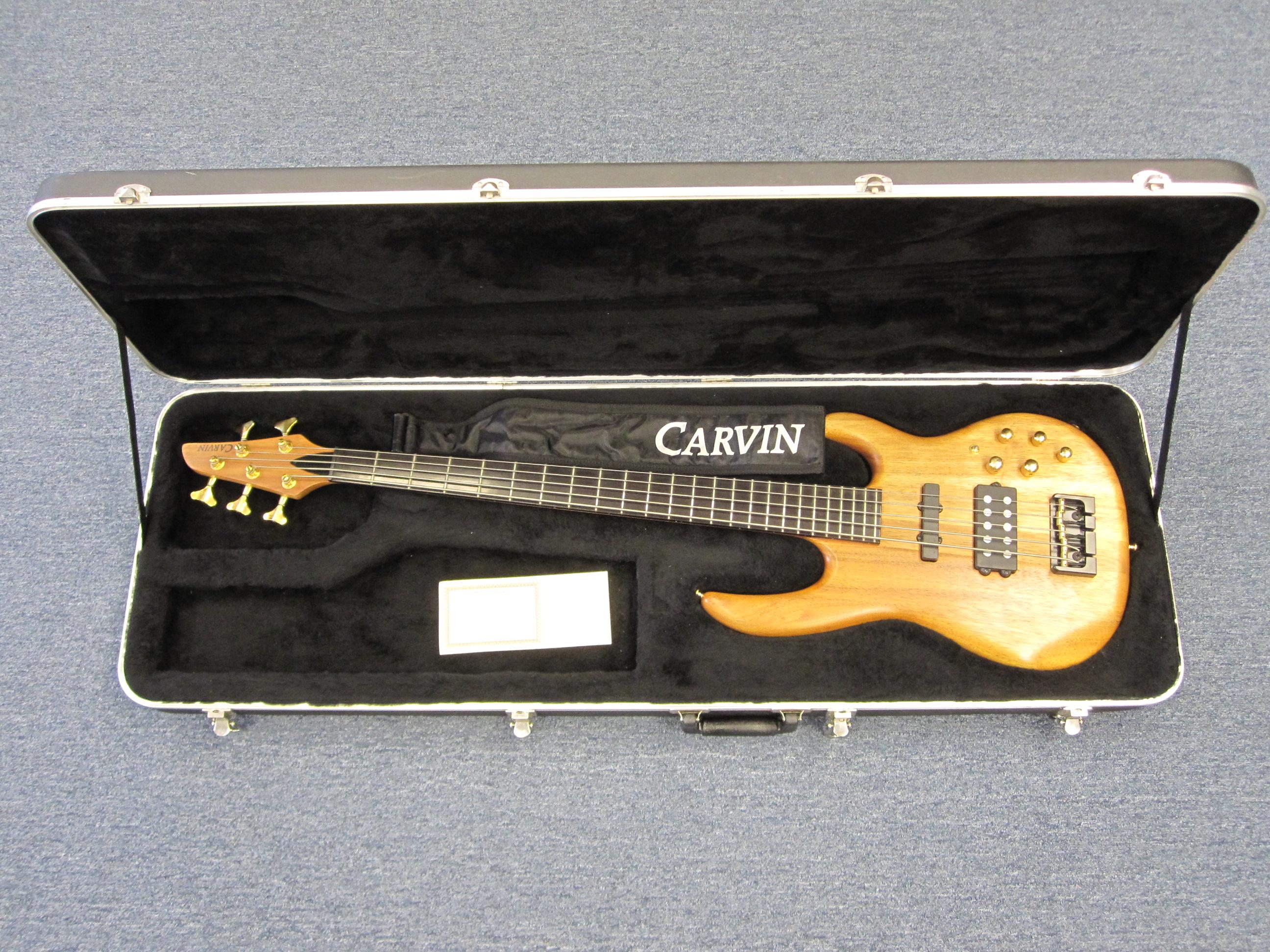 Carvin KOA Bass
