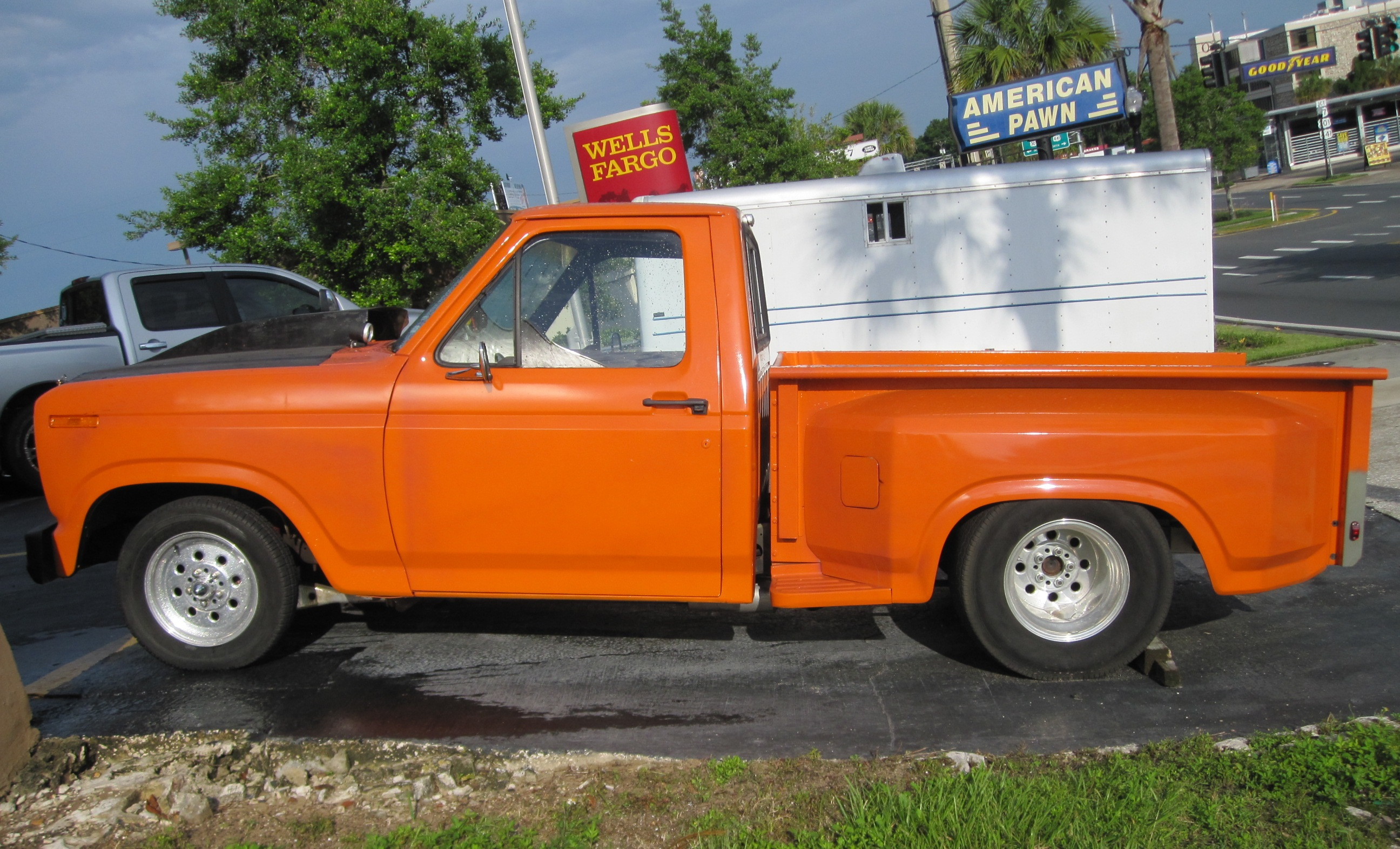 1980 Ford F100 Drag Truck